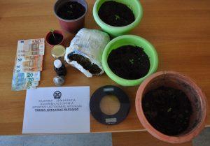 Συνελήφθησαν δύο άτομα για ναρκωτικά στην Αργολίδα.