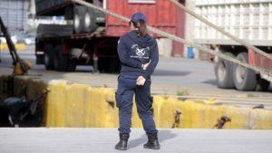 Συλλήψεις αλλοδαπών στο λιμάνι της Πάτρας.