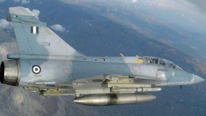 Πτώση αεροσκάφους M2000-5.