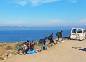 Επιστροφή εννέα Σύρων προσφύγων και ενός Τούρκου παράτυπου μετανάστη στην Τουρκία