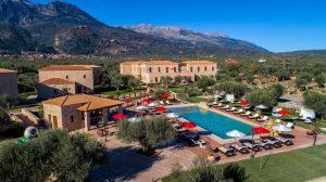 Εγκαίνια του Mystras Grand Palace Resort & Spa παρουσία του Προέδρου της Ελληνικής Δημοκρατίας.