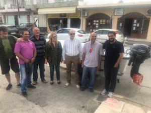 Η Περιφερειακή Ενότητα Λακωνίας παρέδωσε πλωτό μέσο στον ΤΟΕΒ Τρινάσσου για τις ανάγκες της Πολιτικής Προστασίας.