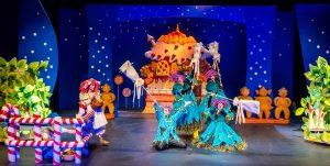 """""""Χένσελ και Γκρέτελ"""" από την Κάρμεν Ρουγγέρη στο Σαϊνοπούλειο Αμφιθέατρο"""