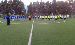 Φιλικός αγώνας ποδοσφαίρου Άγιος Ιωάννης Μυστρά – Μαγούλα 2 – 1