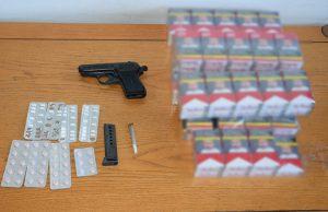 Εκτεταμένη αστυνομική επιχείρηση για την αντιμετώπιση της εγκληματικότητας στην ΠεριφέρειαΠελοποννήσου.