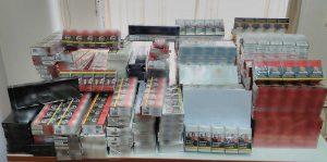 Συνελήφθη 50χρονος για παράβαση του Τελωνειακού Κώδικα – κατασχέθηκαν συνολικά -2.090- πακέτα με λαθραία τσιγάρα, όχημα και χρήματα
