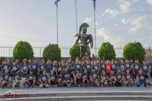 «Spartan Race»: Η δράση ξεκίνησε με την πρώτη προπόνηση στην Σπάρτη. Φωτογραφίες.