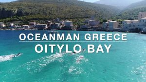 Στην Μάνη ο διεθνής κολυμβητικός αγώνας «Oceanman Greece».