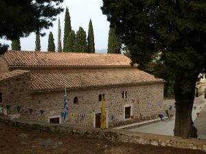 Ο Ιερός Ναός Κοιμήσεως της Θεοτόκου στην Απιδιά και ο Άγιος Γεώργιος Λογκανίκου θα ενταχθούν  σε χρηματοδοτικά προγράμματα της Περιφέρειας Πελοποννήσου.