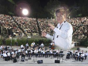 Συναυλία Φιλαρμονικής Ορχήστρας Δήμου Σπάρτης στο Σαϊνοπούλειο Αμφιθέατρο – Αφιέρωμα στους Έλληνες συνθέτες