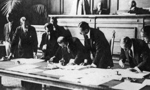 Σαν σήμερα 24 Ιουλίου – υπογράφεται η Συνθήκη της Λωζάνης που καθορίζει τα ελληνοτουρκικά σύνορα