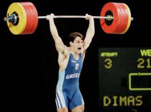 Σαν σήμερα 26 Ιουλίου – ο Πύρρος Δήμας κατακτά το χρυσό μετάλλιο στην κατηγορία των 83ων κιλών της άρσης βαρών στους Ολυμπιακούς Αγώνες της Ατλάντα