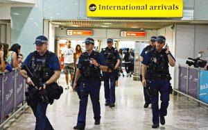 Συνελήφθησαν δύο άτομα που επιχείρησαν να ταξιδέψουν παράνομα για Αυστρία, μέσω του Κρατικού Αερολιμένα Καλαμάτας