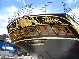 Σαν σήμερα 19 Ιουλίου – εγκαινιάζεται το πρώτο πλοίο που διέσχισε τον Ατλαντικό και ήταν κατασκευασμένο από σίδερο