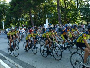 Μεγάλη προσέλευση ποδηλατών στην 4η Βόλτα με Ποδήλατα στη Μαγούλα