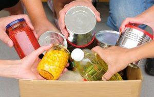 Διανομή τροφίμων στους Δήμους Λακωνίας από την Π.Ε Λακωνίας