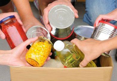 Διανομή τροφίμων ΤΕΒΑ από το Δήμο Σπάρτης