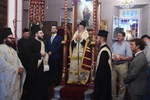 Ο Οικουμενικός Πατριάρχης τέλεσε Τρισάγιο για τα θύματα της ανείπωτης τραγωδίας που έπληξε την Αττική.