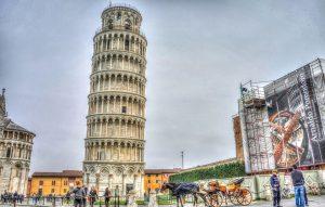 Σαν σήμερα 9 Αυγούστου – αρχίζει να χτίζεται ο Πύργος της Πίζας στην Ιταλία όπου θα ολοκληρωθεί 2 αιώνες μετά