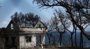 Ενημέρωση για τον αριθμό των θυμάτων από την πυρκαγιά στην Ανατολική Αττική.