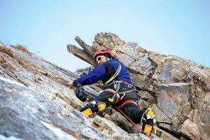 Διάσωση Γάλλων ορειβατών στο φαράγγι Ρίντομο Ταϋγέτου.