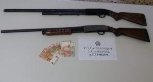 Εξιχνιάστηκαν έξι περιπτώσεις κλοπών σε οικίες στην Λακωνία.