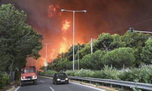 Στους 91 οι νεκροί από την πυρκαγιά στο Μάτι Αττικής , άρση στις τηλεφωνικές επικοινωνίες από τους Εισαγγελείς.