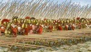 Σαν σήμερα 1 Οκτώβρη – ο Μέγας Αλέξανδροςνικά τονΠέρση Δαρείο Γ' στη Μάχη των Γαυγαμήλων