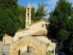 Ιερός Ναός Κοιμήσεως της Θεοτόκου στην Απιδιά Λακωνίας – ένας Βυζαντινός ναός παλαιότερος και από την Αγία Σοφία στην Κωνσταντινούπολη