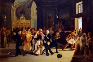 Σαν σήμερα 27 Σεπτεμβρίου – δολοφονείται στο Ναύπλιο ο πρώτος Κυβερνήτης της Ελλάδος Ιωάννης Καποδίστριας