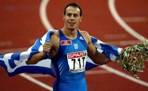 Σαν σήμερα 28 Σεπτεμβρίου – ο Κώστας Κεντέρης τερματίζει πρώτος στα 200μ στους Ολυμπιακούς Αγώνες στο Σίδνεϊ κατακτώντας το χρυσό μετάλλιο