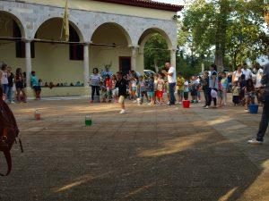 Διασκέδασαν με την ψυχή τους μικροί και μεγάλοι στην 4η Γιορτή Έναρξης Σχολικής Χρονιάς στη Μαγούλα!