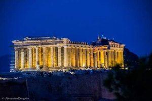 Η μυστική τεχνολογία των αρχαίων Ελλήνων – Γιατί δεν πέφτει ο Παρθενώνας από τους σεισμούς