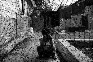 Σπάρτη. Στα εγκαίνια της φωτογραφικής έκθεσης του Βασίλη Νίκα «Τα παιδιά της Ριτσώνας».