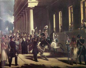 Σαν σήμερα 3 Σεπτεμβρίου – ο βασιλιάς Όθωνας υπογράφει το πρώτο Σύνταγμα της Ελλάδας μετά την επανάσταση της 3ης Σεπτεμβρίου