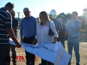 Π.Τατούλης «Με τη νέα είσοδο της Σπάρτης ένα ακόμα μεγάλο έργο για τη Λακωνία και την Πελοπόννησο γίνεται πραγματικότητα»