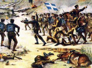 Σαν σήμερα 31 Οκτώβρη – Α΄ Βαλκανικός Πόλεμος: ο ελληνικός στρατός απελευθερώνει το Μέτσοβο