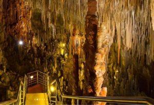 Σπήλαιο Καστανιάς – Πρόγραμμα λειτουργίας έως το Δεκέμβριο 2018