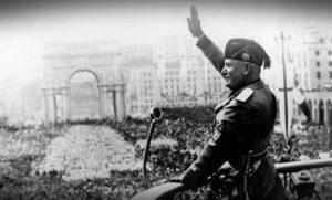 Σαν σήμερα 27 Οκτωβρίου – ο Μπενίτο Μουσολίνι πραγματοποιεί τη Μεγάλη Πορεία προς τη Ρώμη για την κατάληψη της εξουσίας