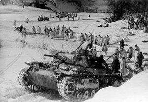 Σαν σήμερα 1 Οκτώβρη –  οι Γερμανοί κάνουν την τελική επίθεση προς τη Μόσχα, τη μεγαλύτερη πολεμική επιχείρηση στην ιστορία της ανθρωπότητας