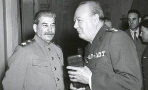 Σαν σήμερα 9 Οκτωβρίου – Στάλιν και Τσόρτσιλ συμφωνούν υπογράφοντας σε μια χαρτοπετσέτα να παραμείνει η Ελλάδα στη βρετανική σφαίρα επιρροής