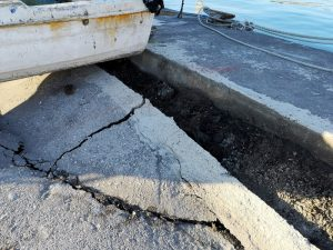 Μόνο υλικές ζημιές στη Ζάκυνθο από τον σεισμό 6,4R  στο Ιόνιο