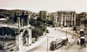 Σαν σήμερα 30 Οκτωβρίου – εμφανίζονται τα πρώτα ηλεκτρικά τραμ στους δρόμους της Αθήνας