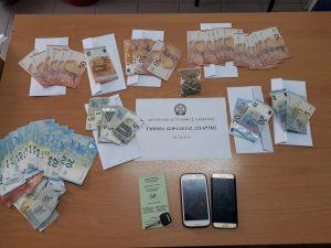 Συνελήφθησαν δύο άτομα για κυκλοφορία παραχαραγμένων νομισμάτων στη Λακωνία.