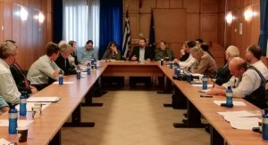 Άμεσα μέτρα στήριξης της κτηνοτροφίας ανακοίνωσε ο υπουργός Αγροτικής Ανάπτυξης Σταύρος Αραχωβίτης.