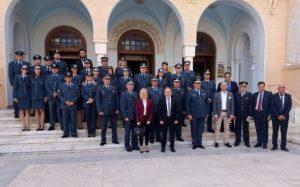 Εκδηλώσεις για τον εορτασμό της «Ημέρας της Αστυνομίας» και του Προστάτη του Σώματος, «Μεγαλομάρτυρα Αγίου Αρτεμίου», πραγματοποιήθηκαν στη Γ.Π.Α.Δ.Π