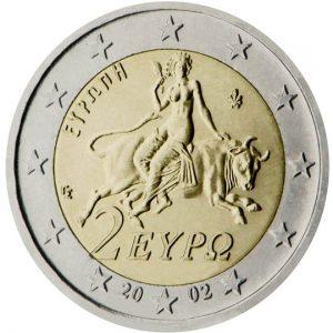 Το ξέρατε ότι : Το περίφημο ψηφιδωτό των 2 ευρώ βρέθηκε στην Σπάρτη ;
