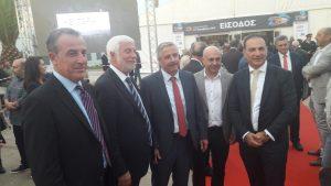 Περιφερειάρχης Πελοποννήσου: «Ενισχύουμε την επιχειρηματικότητα όλης της Πελοποννήσου»