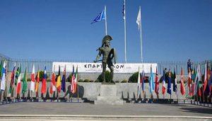 Σαν σήμερα 8 Οκτωβρίου – Πέντε Βρετανοί αξιωματικοί ξεκινούν να τρέξουν 250 χιλιόμετρα από την Αθήνα προς τη Σπάρτη