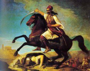 Σαν σήμερα 24 Νοεμβρίου: ο Καραϊσκάκης επιτυγχάνει μεγάλη νίκη στην Αράχωβα κατά των Τουρκαλβανών